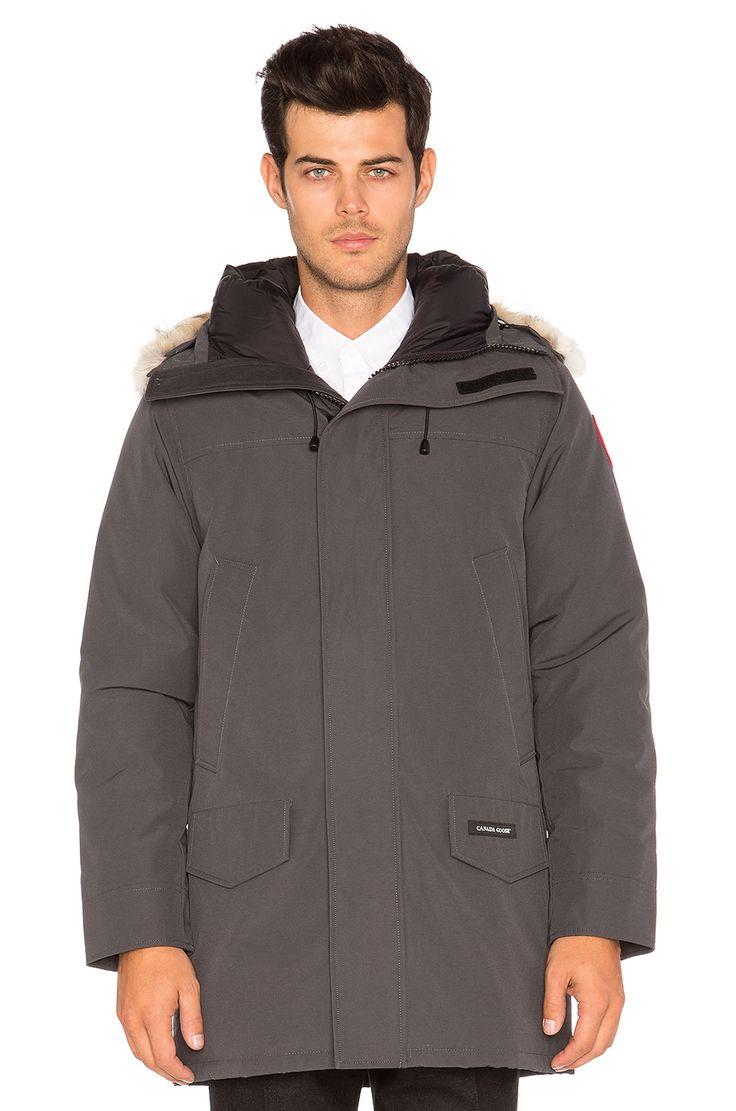 CANADA GOOSE LANGFORD COYOTE FUR TRIM PARKA. #canadagoose #cloth #top #shirt #sweater #leather #denim #cashmere #pant #jean