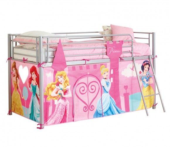 Dress Sleeper Princess Disney Dress It Blank Footed Girls Bed Tent Pink Kids