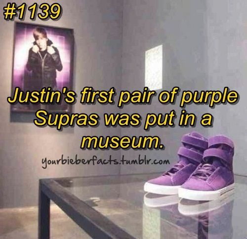 Omg let me at the museum when nobody is looking ill steal em and take them how and put them in a safe inside a safe inside a safe inside a safe behind a door behind a closet under the closet floorjk but I do want those shoes....... badly