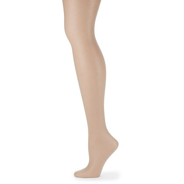 Berkshire The Bottoms Up Shimmers Pantyhose (15 CAD) ❤ liked on Polyvore featuring plus size women's fashion, plus size clothing, plus size intimates, plus size hosiery, plus size tights, platinum, shimmer hosiery, nylon pantyhose, pantyhose tights and sheer tights