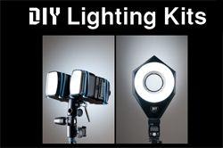 Introducing DIY Lighting Kits: Great Light – Light On Your Wallet