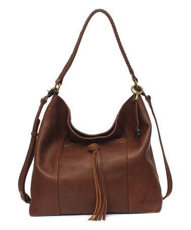 Another great find on #zulily! Brandy Sydney Hobo Crossbody Bag #zulilyfinds