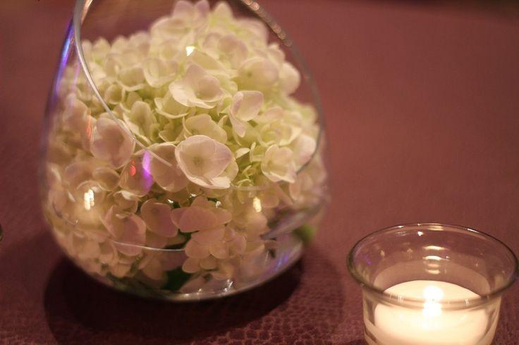 Flower arrangements at Grand Hyatt Atlanta in Buckhead are beyond beautiful.