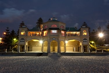 Wedding Venues Perth Indiana, on Cottesloe Beach