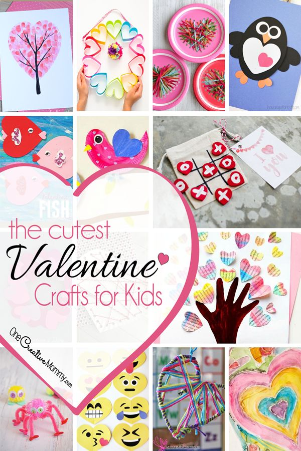 25+ amazing Valentine crafts to try right now