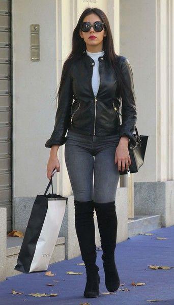 Криштиану Роналду одевается моднее своей девушки : Криштиану Роналду / фото 2