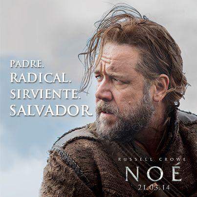 #NoéLaPelícula estrena el próximo 21 de marzo