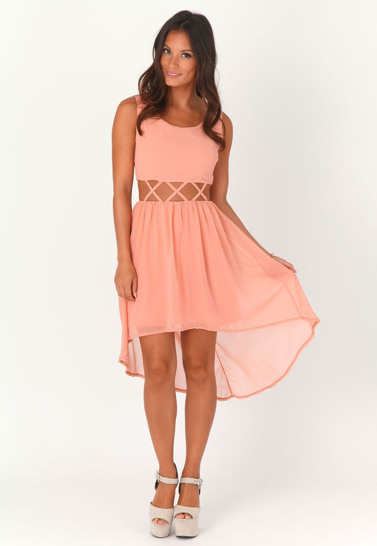Love cutouts: Fashion, Style, Dream, Clothes, Dresses, Outfit, Cut Outs, Rixie Cut