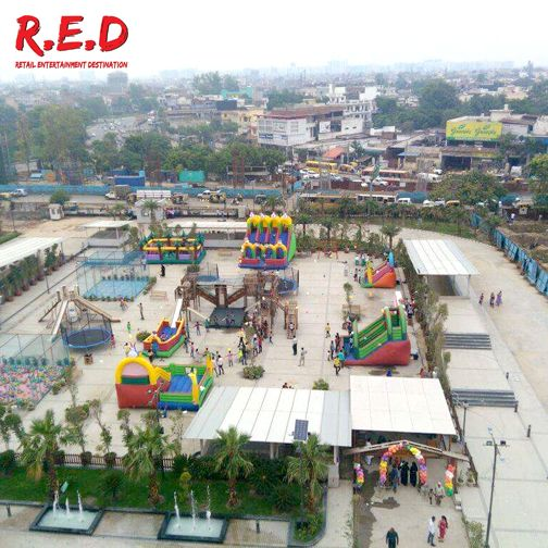 Excitement builds at R.E.D Mall, Delhi/NCR largest mall of that promises to give you the best experience ever. #REDMALL #GhaziabadChildrenPark