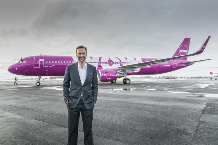 An Icelandic airline has unveiled a giant pink plane called 'GAY', because of course it has.