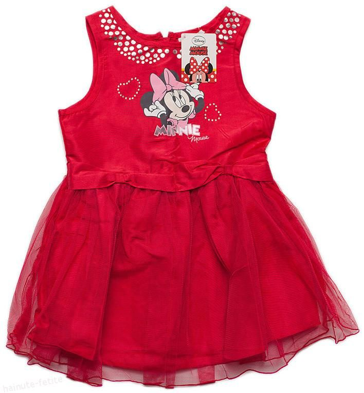 Minnie Mouse ne  insoteste pe rochite in zilele cu mult soare! ☀ Pret: 70.00 lei http://hainute-fetite.ro/produs/rochita-cu-tulle-minnie-