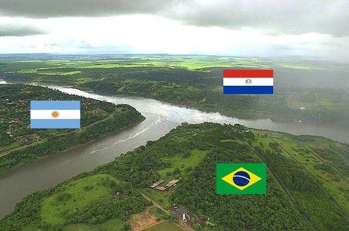 15 interesantes fronteras internacionales del mundo - Notas - La Bioguía