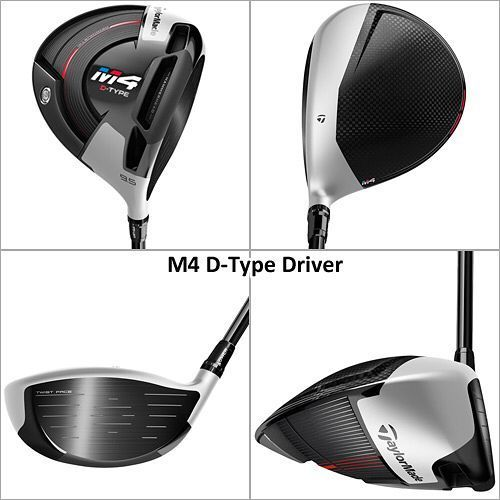 TaylorMade M4 D-Type Driver Review - Used Golf