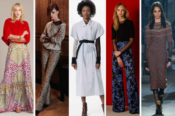 Pre-Fall 2016: the 12 Biggest Trends - Fashionista. Sheer sleeves.