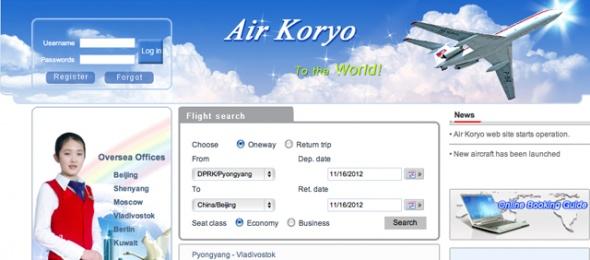 Air Koryo, la única aerolínea de Corea del Norte, ya está en internet | TICbeat