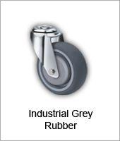 Industrial Rubber Castors