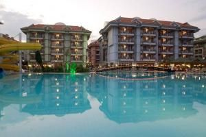Hotel Turan Prince Residence Side  Her Şey Dahil