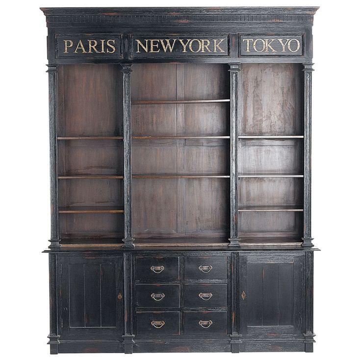 30 best maison du monde images on pinterest homes index cards and drawers. Black Bedroom Furniture Sets. Home Design Ideas