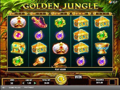 Golden Jungle – New IGT Slot Machine Hits the Market - http://freeslots.guru/golden-jungle-new-igt-slot-machine-hits-market/