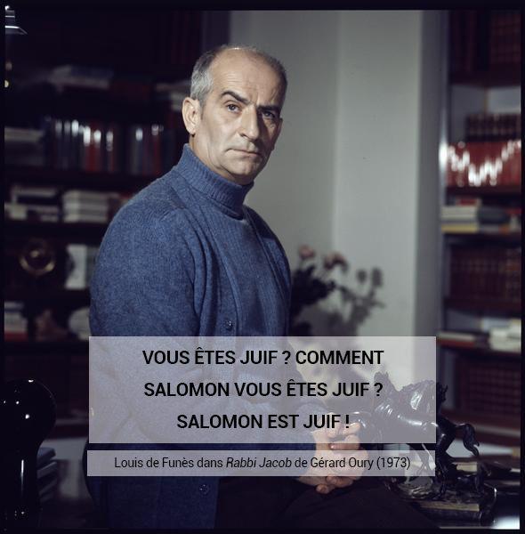 Sam Lévin, Louis de Funès, 1971 Positif transparent couleur sur support souple