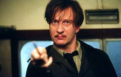 Day 4: favourite member of the order of the Phoenix; Remus Lupin! <3