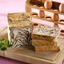 ROTI TAWAR COKELAT PUTIH http://www.sajiansedap.com/mobile/detail/6391/roti-tawar-cokelat-putih