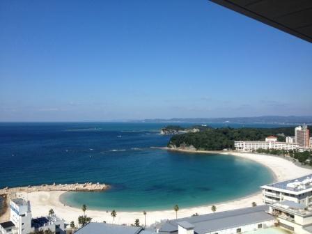 2012/10/24 白良浜, 南紀白浜, 和歌山県 / Shirarahama Beach, Nanki Shirahama, Wakayama, Japan