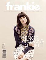 Love Mae in Frankie 46 Jan/Feb/Mar/April 2012