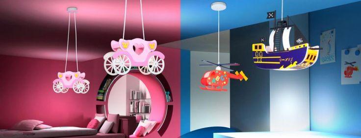 http://www.lampen-line.de/globo-lighting-kita-kinderleuchte-schiff-kunststoff-bunt-art-nr-15723.htm   fantasievolle Beleuchtung für das Kinderzimmer