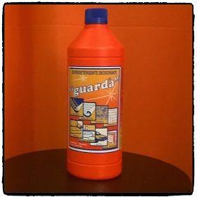 GUARDA superdetergente deodorante - chimikal - flacone 1000 ml - NEUTRO NON CORRODE - NON MACCHIA  BIODEGRADABILE OLTRE IL 90%   http://www.vitmarketshop.com/prodotti.php?id_categoria=1&id_cat=6