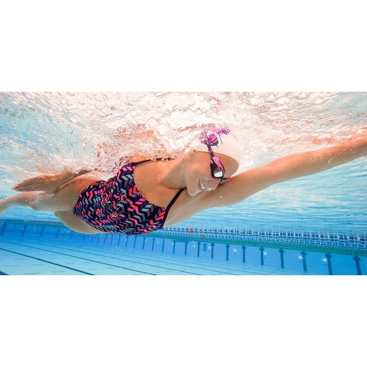 Natation_Maillots Zwempakken - Badpak Lidia Allzig blauw/or NABAIJI - Zwempakken