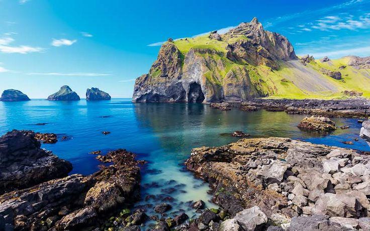 Vestmannaeyjar, İzlanda