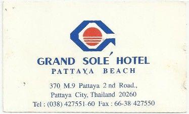 Hotel Grand Sole'