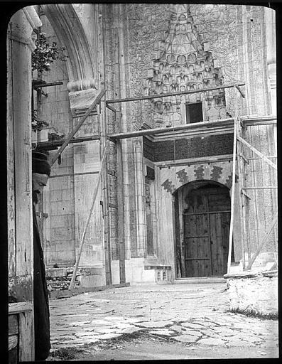 Bursa ; Brousse Mosquée verte Yesil Cami  Photographe Roy, Lucien (architecte) Date prise vue 1908