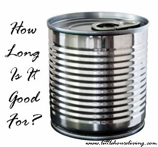 How Long Is It Good For? Find out how long canned foods, cereals, dairy products, and other foods are good for past their expiration dates. #expirationdates #food