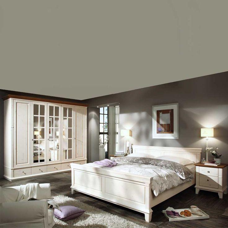 Die besten 25+ Schlafzimmer komplett massivholz Ideen auf - modernes schlafzimmer komplett