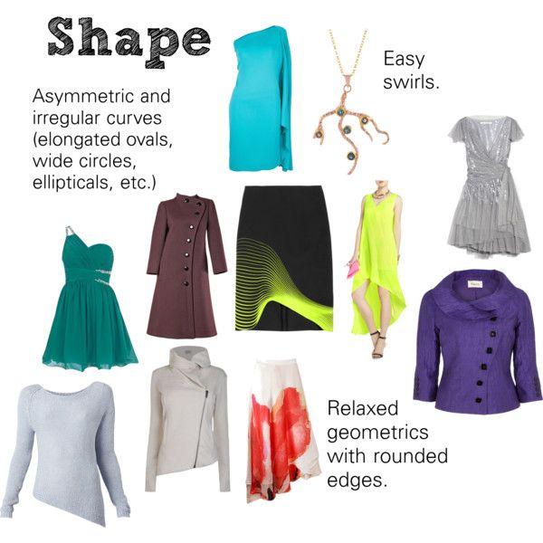 """Soft Natural (SN) - Shape"" by lightspring on Polyvore"
