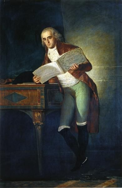 Duke of Alba - Goya Francisco