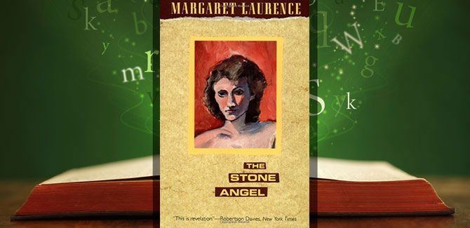 I was in my twenties when I first read Margaret Laurence'sThe Stone Angel. It made an enormous impression on me. This is one of those must read books for women, told through Hagar Shipley's ninety-year-old eyes. Throughout the book, small nostalgic events trigger flashbacks that reveal the story of her life