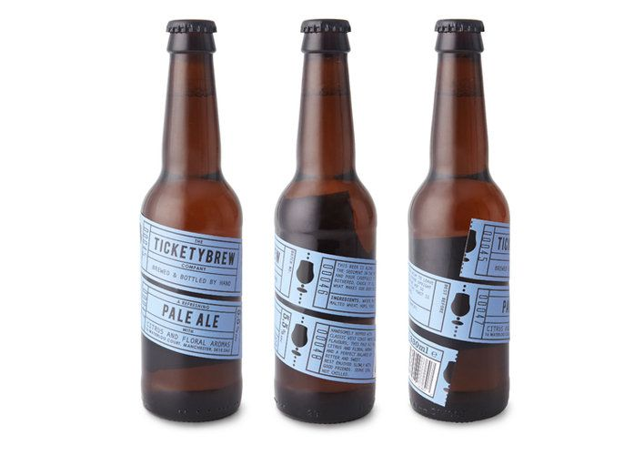 1 | A Beer Brand That Evokes The Theater | Co.Design: business + innovation + design