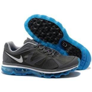 2012 Nike Air Max Grey