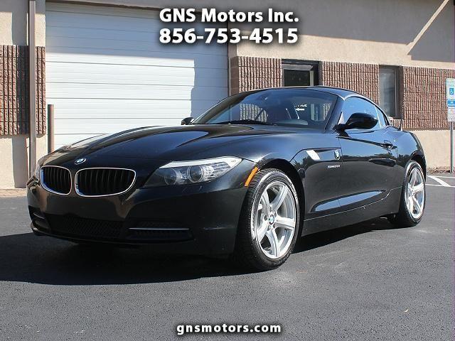 Used 2009 BMW Z4 for Sale in West Berlin NJ pa de 08091 08201 ABSECON GNS Motors Inc.