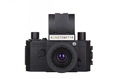 Das Konstruktor Kamera Set von Lomography ist ein tolles Do-It-Yourself Weihnachtsgeschenk für alle, die schon immer eine analoge Kamera kostengünstig selbst bauen wollten. Im Set ist alles nötige …