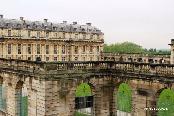 Le Pavillon de La Reine, Spring 2016, Le Château de Vincennes, Vincennes, France.