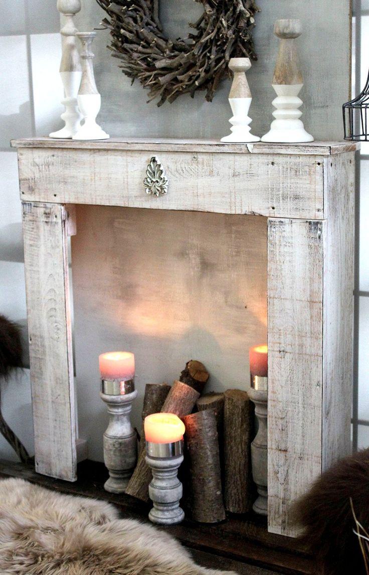 ber ideen zu kaminsims dekorationen auf pinterest. Black Bedroom Furniture Sets. Home Design Ideas