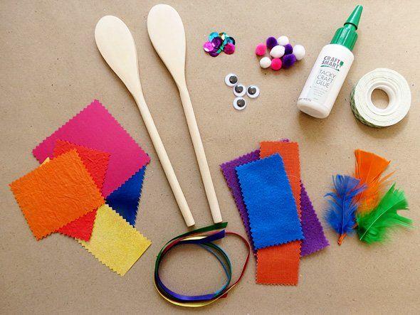 puppet making kit supplies