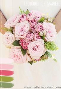 #wedding bouquet #bouquet de mariee #La mariee aux pieds nus ©Nathalie Codant