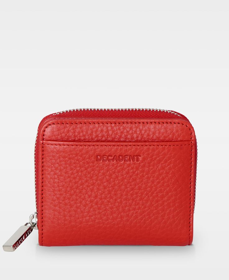 DECADENT Estelle Small wallet, Red