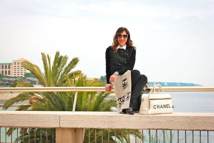 Chanel, Jbrand, Tom Ford, Giuseppe Zanotti, Jil Sander
