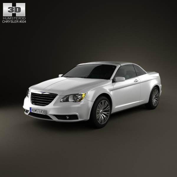 Chrysler 300 Srt8 2012 By Humster3d: 78+ Images About Chrysler 3D Models On Pinterest